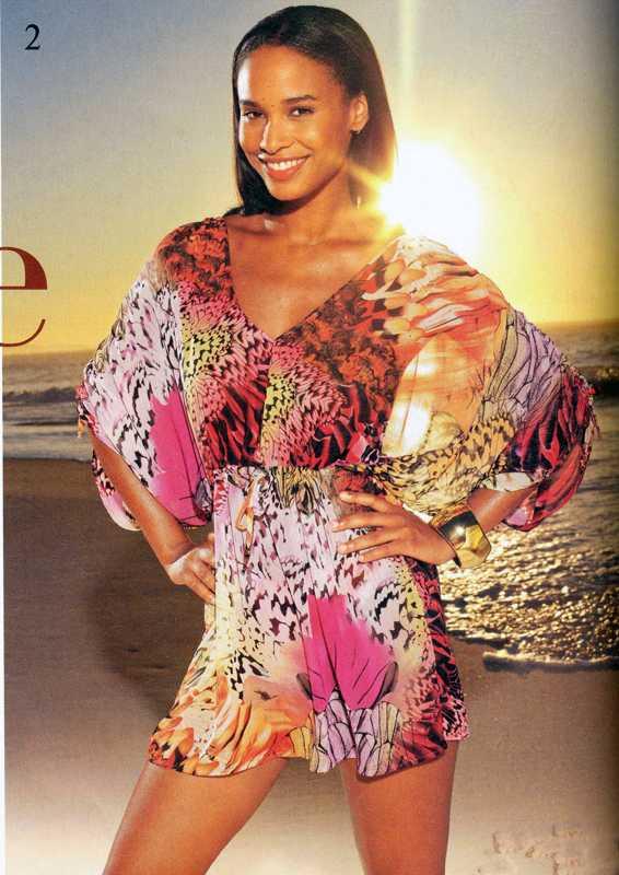 Платья с цветами. пляжные. и интересным рисунком.  Фото прикол на...