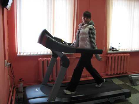 Разминка перед тренировкой