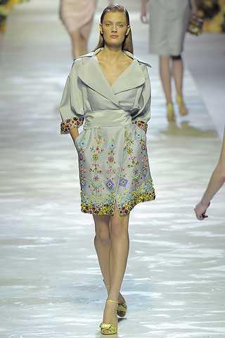 Модные Тренчи весна лето 2010