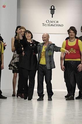 Ukrainian Fashion Week 2010: Олеся Телиженко и Катерина Пшеченко