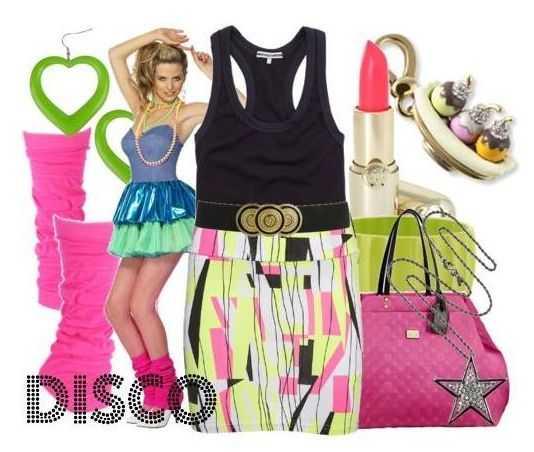 Стиль одежды Диско