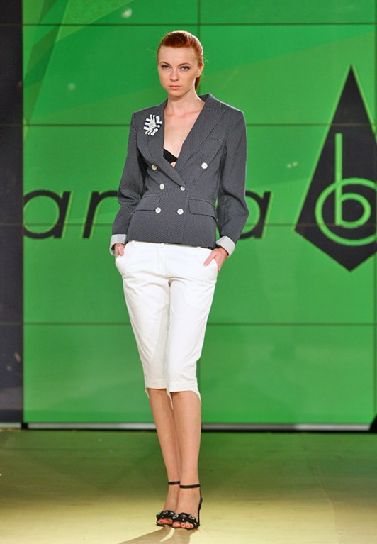 Holiday Fashion Week 2010, коллекция Анны Бублик