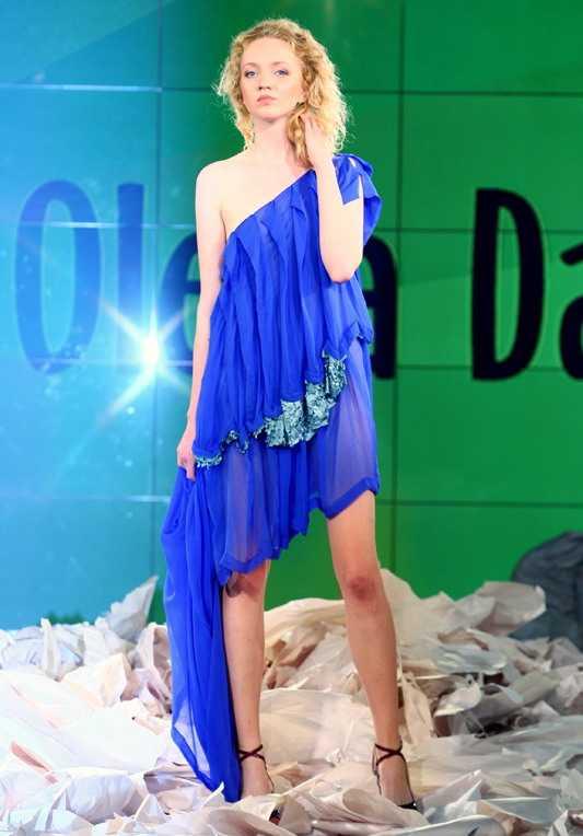 Holiday Fashion Week 2010, коллекция Елены Даць
