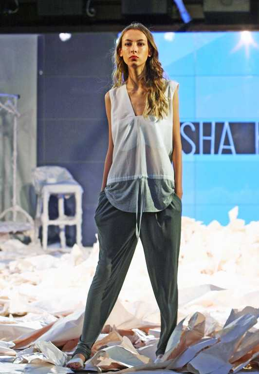 Holiday Fashion Week 2010, коллекция Саши Каневского