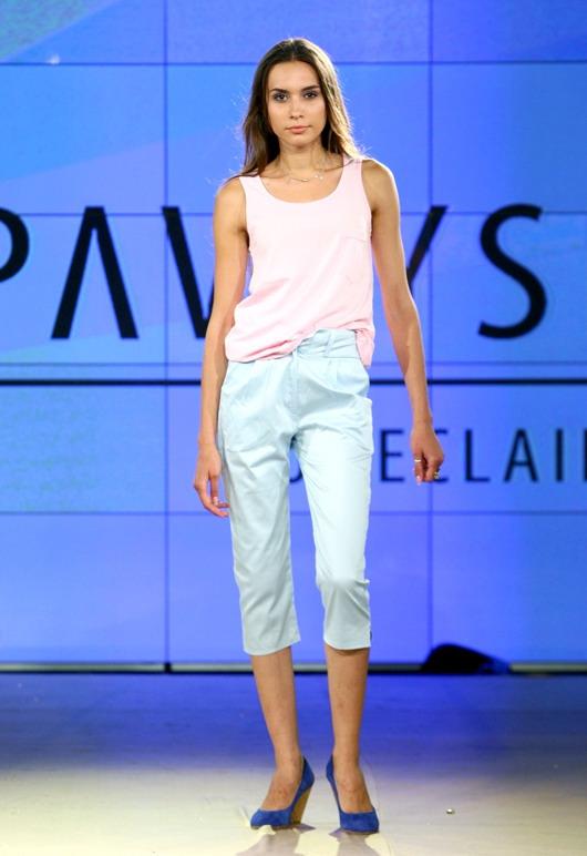 Holiday Fashion Week 2010, коллекция Eclair