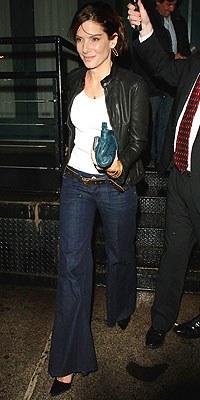 Учимся носить джинсы клёш