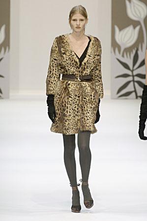 Как носить леопардовый принт?
