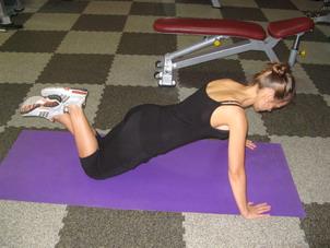 Комплекс упражнений на бицепс