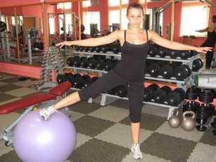 Комплекс упражнений для бедер и ягодиц