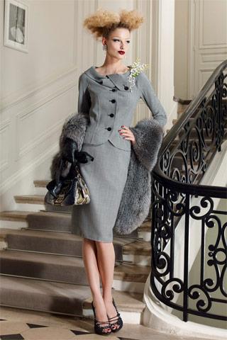 Christian Dior: леопардовые принты.