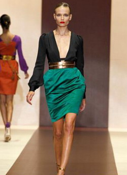 Модные цвета   весна лето 2011