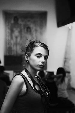 Ирена Карпа: \Я належу до неорганізованих потвор, котрі все роблять в останню хвилину\