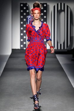 Модные принты весна лето 2011
