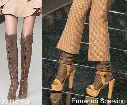Модные тенденции осень зима 2011/2012