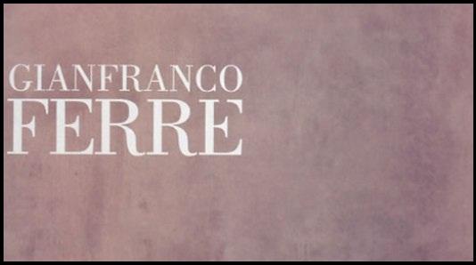 лого Gianfranco Ferre