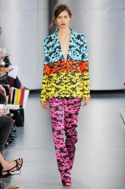 Модные тенденции весна лето 2012