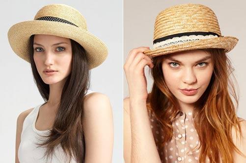 Как выбрать и с чем носить летнюю шляпу?