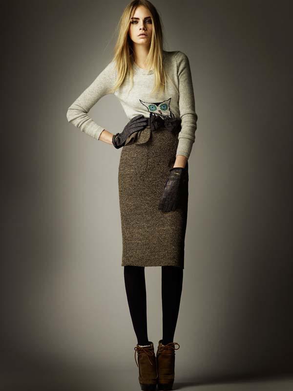 Мировые дизайнеры представляют сезон осень 2012