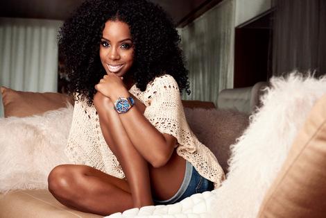 Kelly Rowland: \Мои часы способны притягивать взгляд, не смотря на то, что на вас надето\