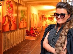 Маша Шубина: \Украинская мода становится ближе к тому уровню, чтобы ее оценивать и воспринимать в серьез игроков\
