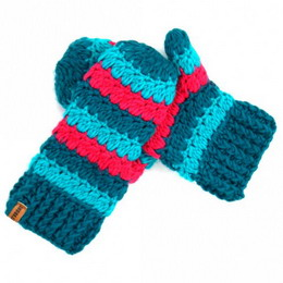 Модные перчатки и варежки зима 2013