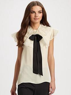 Самые Модные Блузки 2014 В Спб