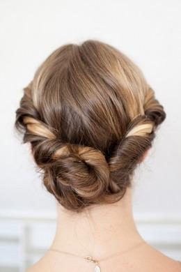 Идеи для новогодних причёсок