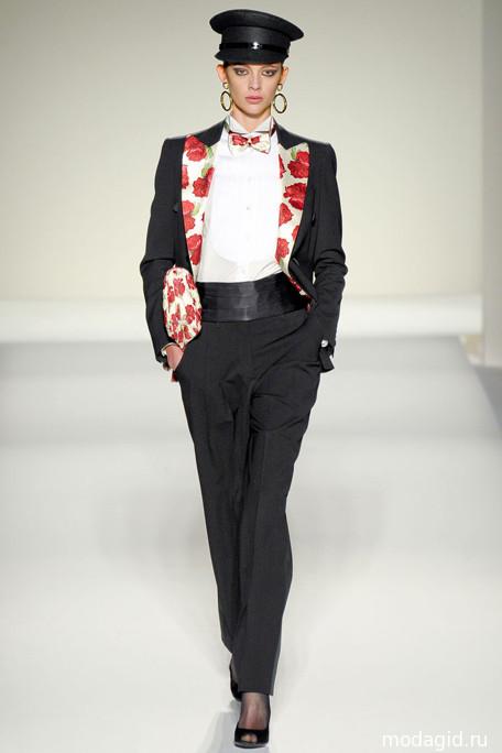 Андрогинный стиль одежды