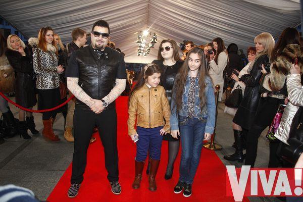 Церемония VIVA! Разыскиваются стильные люди Украины