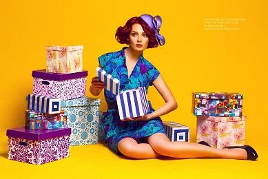 Дизайнер Елена Романова: \Я обожаю свою работу и считаю себя счастливым человеком\