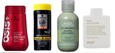 Пудра для волос   новое решение для красоты ваших волос