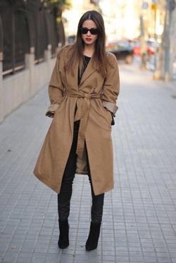 Верблюжье пальто