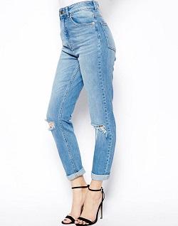 Осень 2018   Mom Jeans