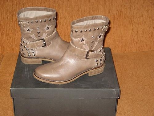 Сундук Леситы: Женская и мужская обувь
